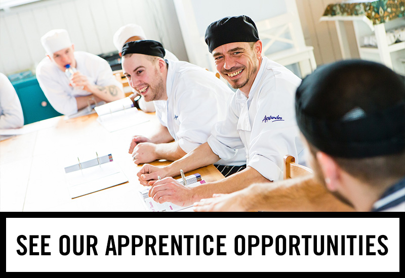 Apprenticeships at The Eli Jenkins