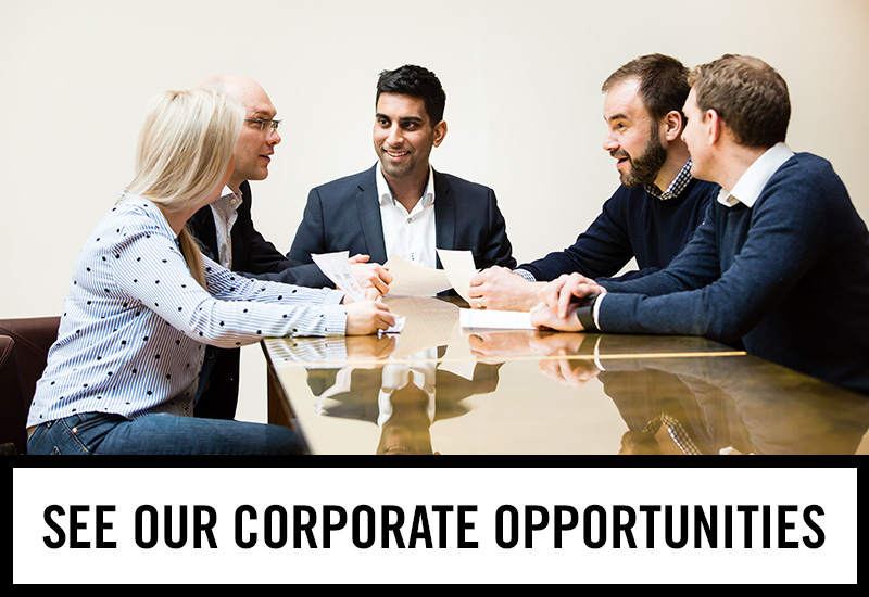 Corporate opportunities at The Eli Jenkins