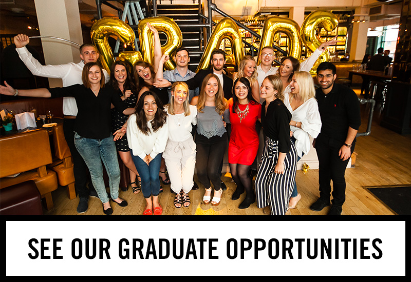 Graduate opportunities at The Eli Jenkins