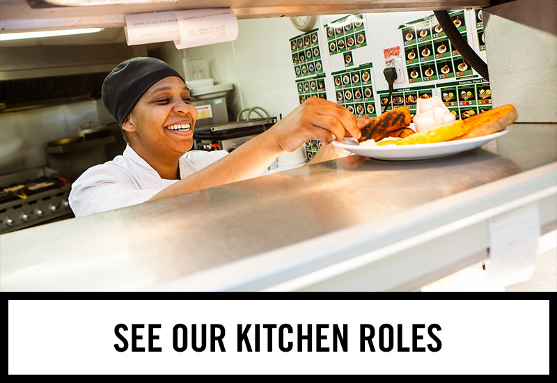 Kitchen roles at The Eli Jenkins